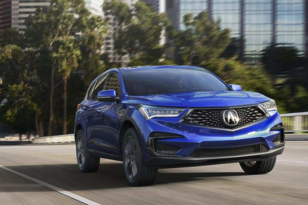 90 Best Acura Rdx 2019 Vs 2020 Redesign And Review