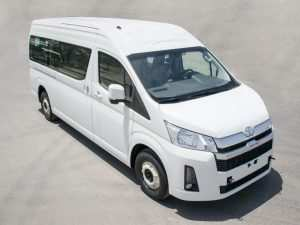 90 Best Toyota Bus 2020 Release Date and Concept