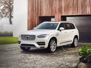 90 Best Volvo All Electric Cars By 2019 Interior
