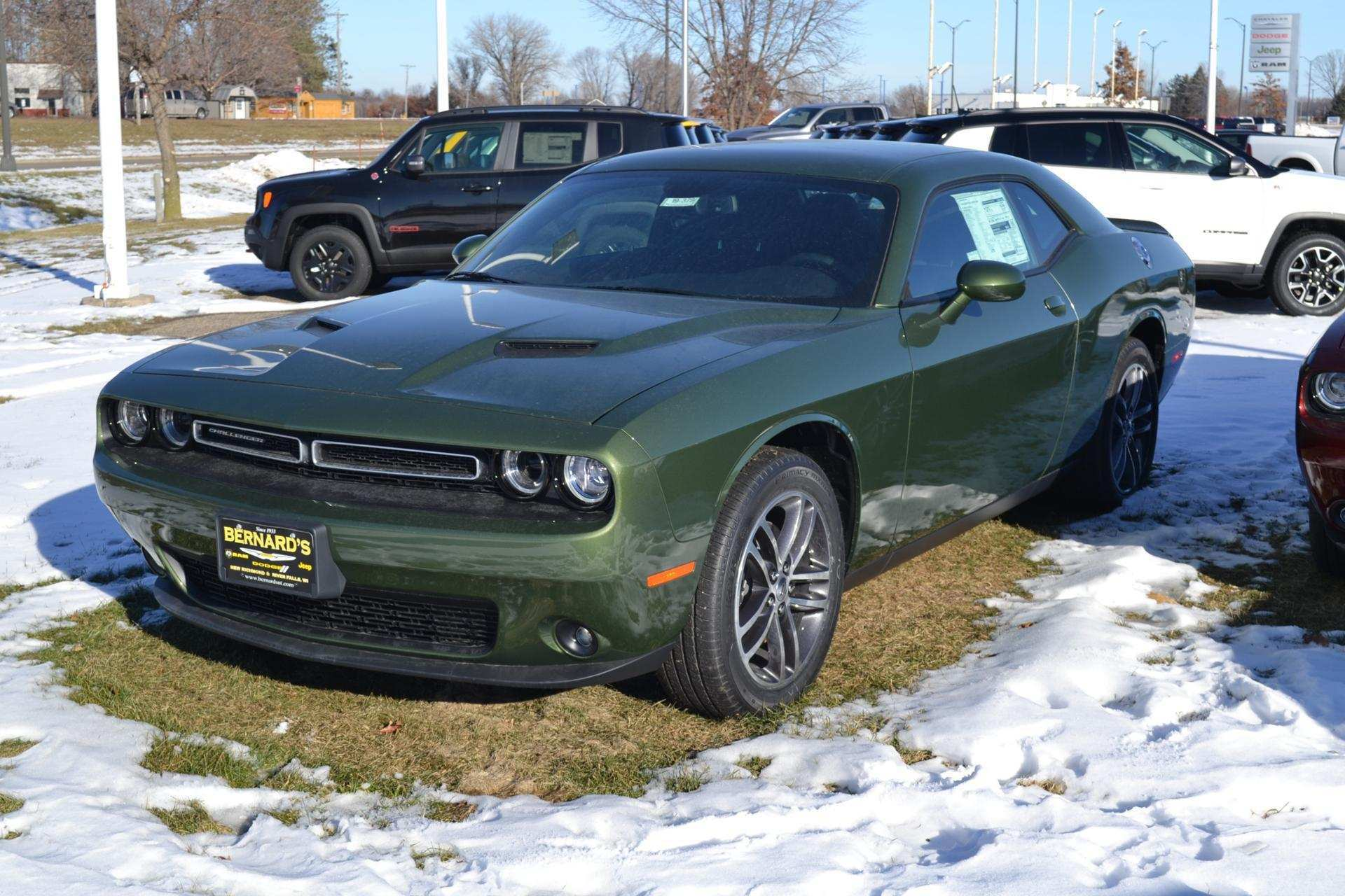 90 New 2019 Dodge Challenger Specs And Review