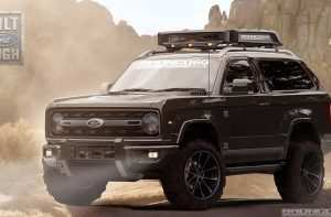 90 New 2019 Ford Bronco Convertible New Review