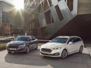 2019 Ford Hybrid Vehicles