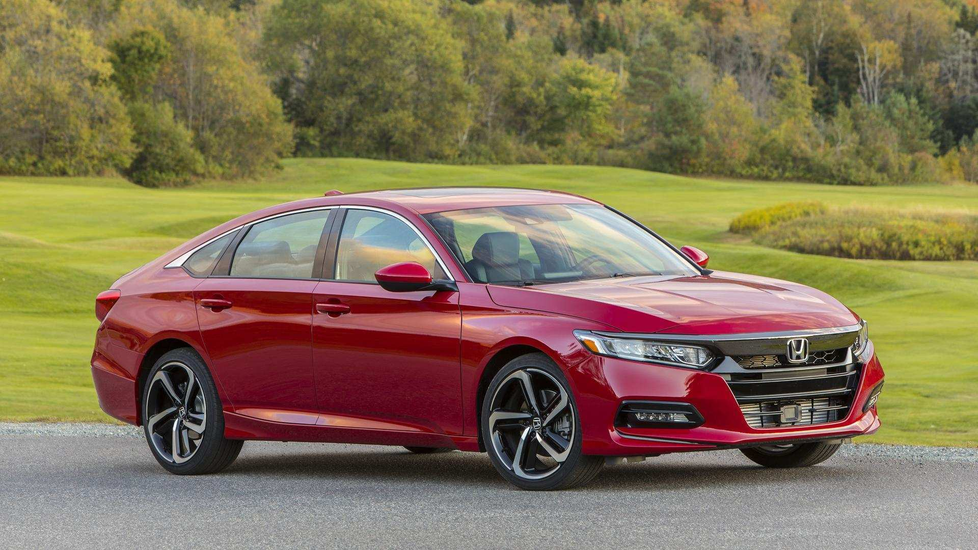 90 New 2019 Honda Accord Wagon Specs And Review