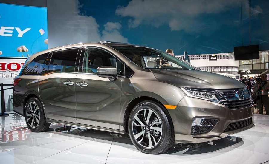90 New 2019 Honda Odyssey Release Review And Release Date