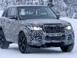 90 New 2019 Land Rover Lineup Research New