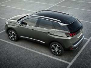 90 New 2019 Peugeot 3008 Hybrid Overview