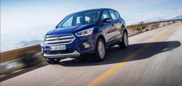 90 New Ford Kuga 2020 Release Date Interior