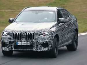 When Will 2020 BMW X6 Be Available