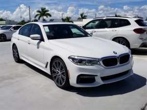90 The 2019 Bmw 540I Price Design and Review