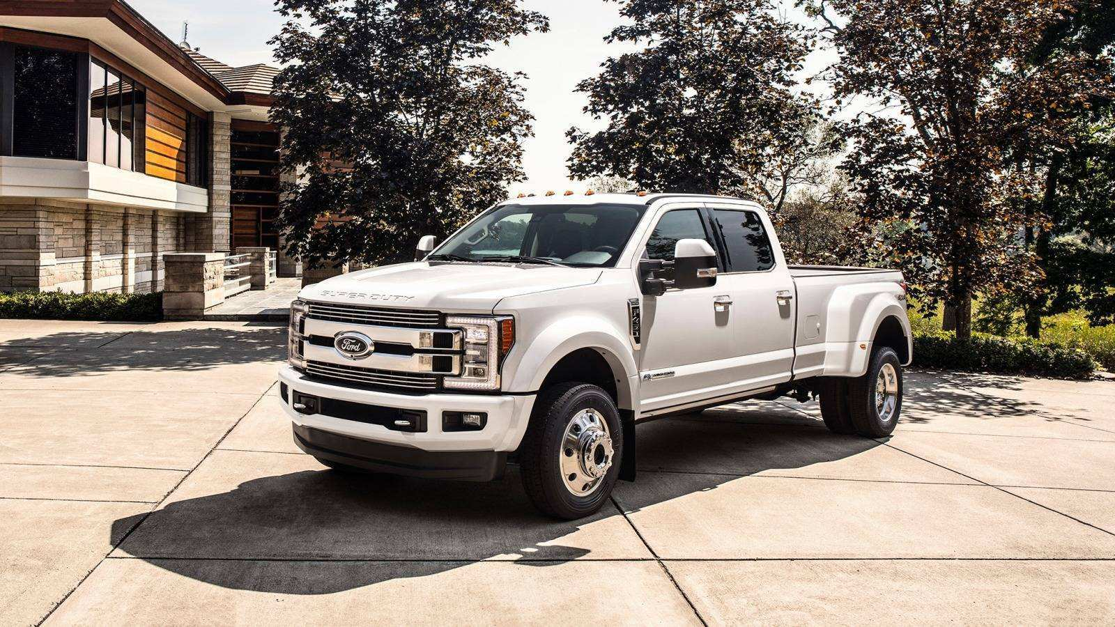 90 The 2019 Ford Super Duty Diesel Concept And Review