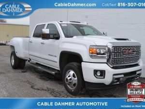 90 The 2019 Gmc 3500 Dually Denali Model