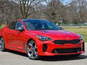 2019 Kia Stinger Gt Plus
