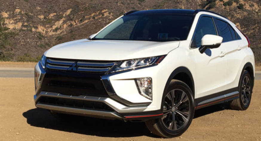 90 The 2019 Mitsubishi Crossover New Model and Performance