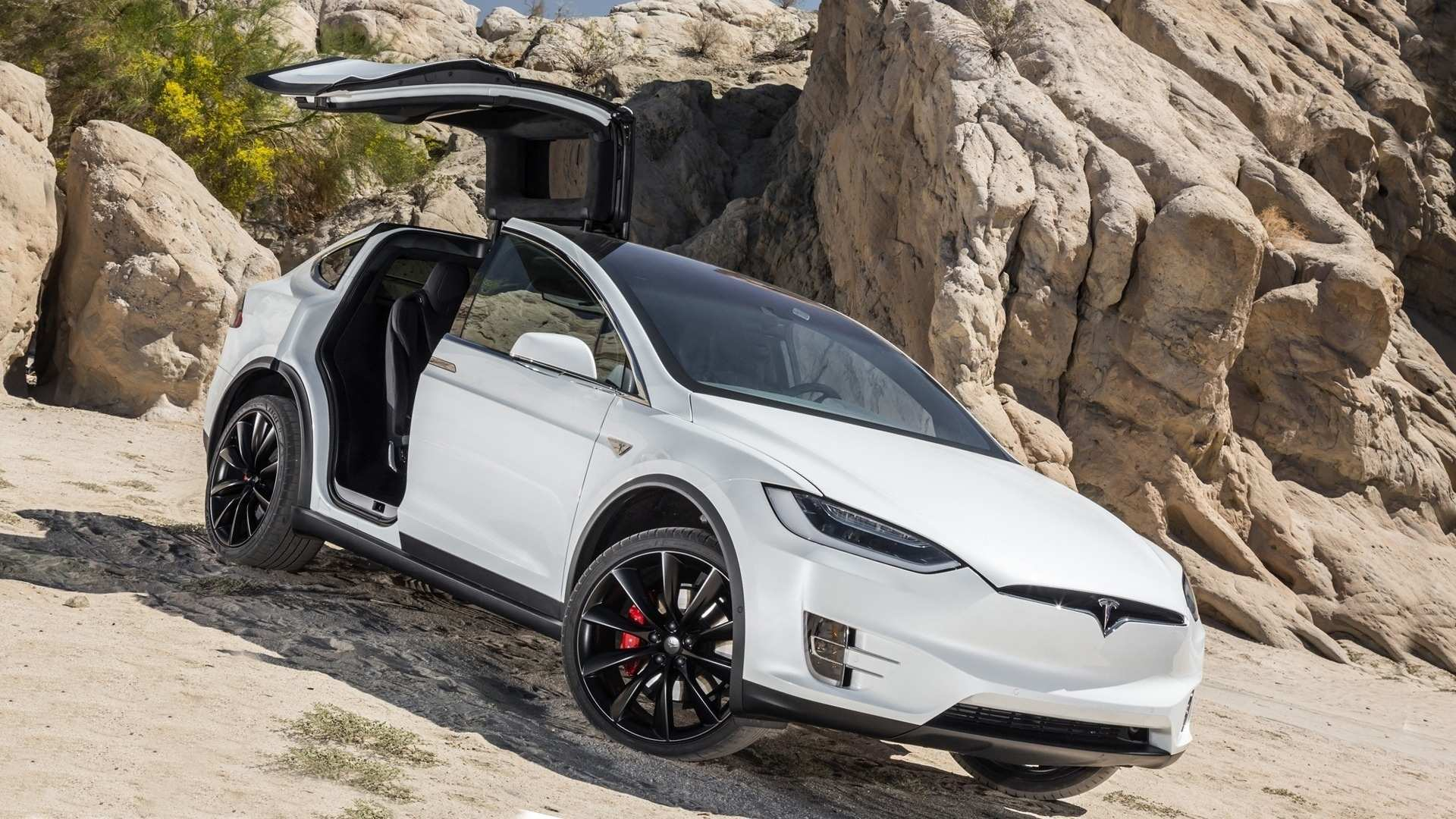 90 The 2019 Tesla X Price Exterior and Interior