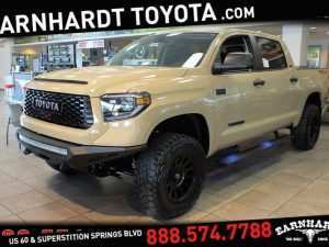 90 The 2019 Toyota Tundra Update Review