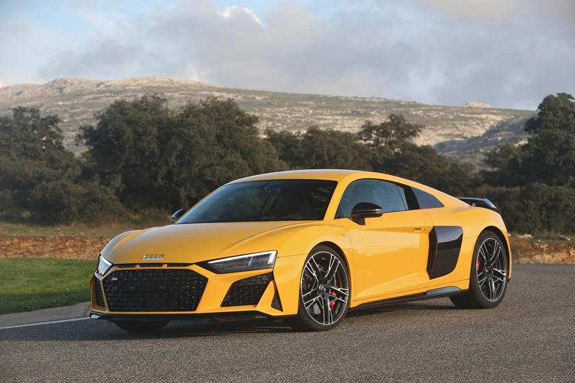 90 The 2020 Audi R8 Price First Drive