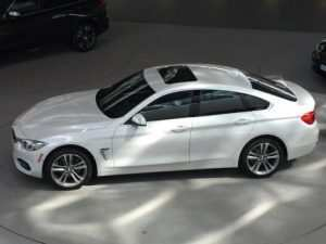 90 The 2020 BMW Ordering Guide Spesification