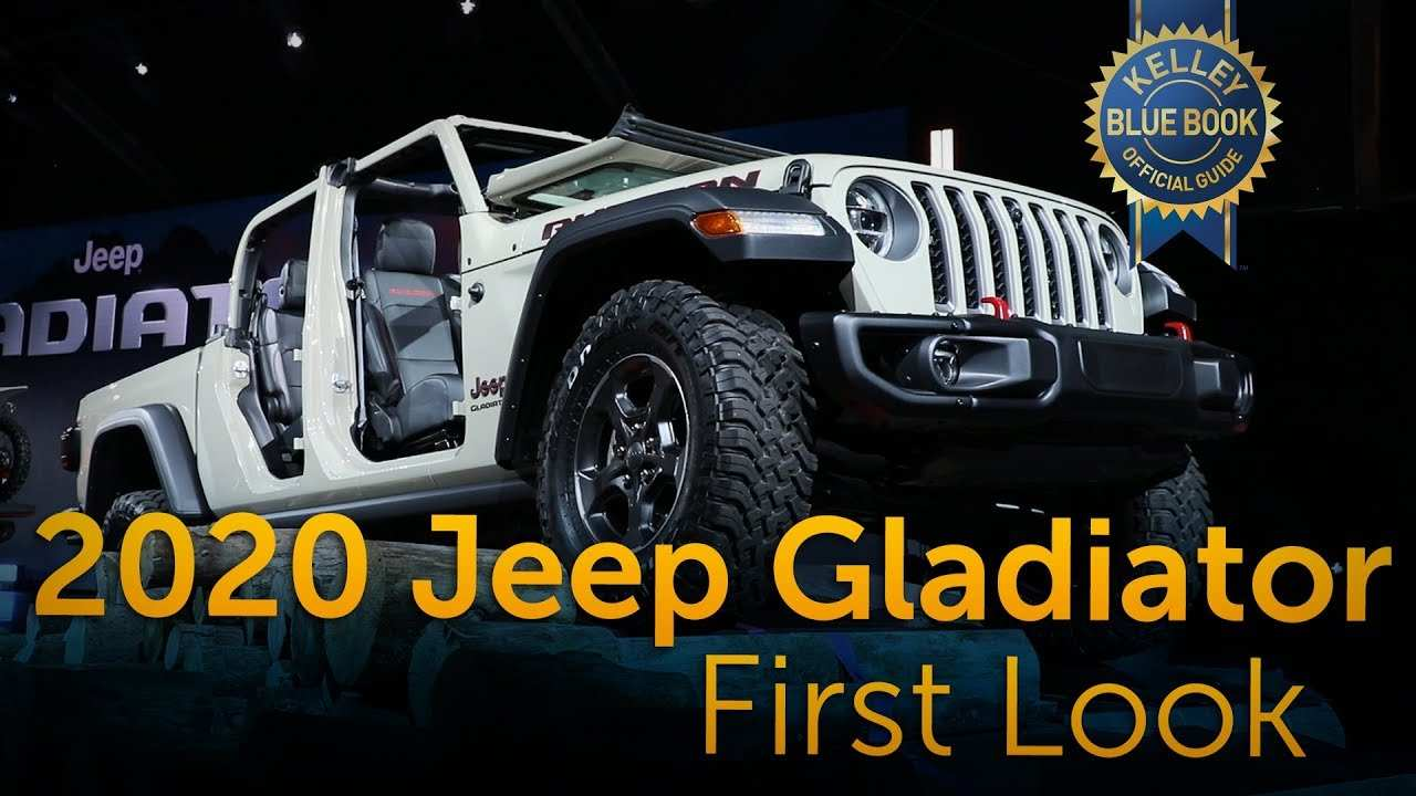 90 The 2020 Jeep Gladiator Youtube Reviews