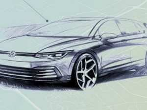 90 The 2020 Vw Golf Mk8 Redesign and Concept