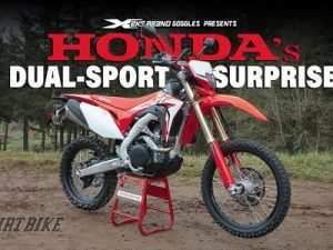 90 The Best 2019 Honda 450 Dual Sport Specs and Review