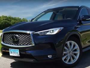 90 The Best 2019 Infiniti Qx50 Apple Carplay Style