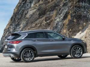 90 The Best 2019 Infiniti Qx50 Dimensions Performance and New Engine