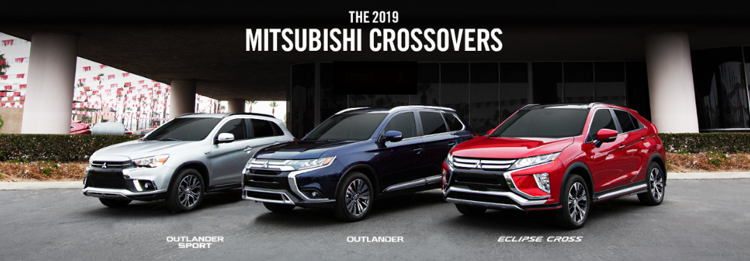 90 The Best 2019 Mitsubishi Crossover Release Date And Concept
