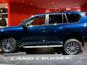 90 The Best 2019 Toyota Prado Release Date and Concept