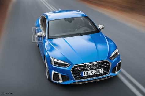 90 The Best 2020 Audi S5 Sportback New Model And Performance