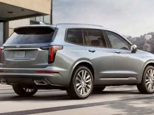 90 The Best 2020 Cadillac Xt6 Gas Mileage Exterior