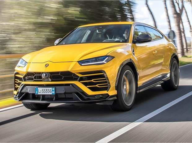 90 The Best 2020 Lamborghini Suv Specs And Review