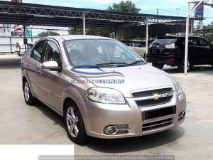90 The Best Chevrolet Aveo 2020 Redesign and Review