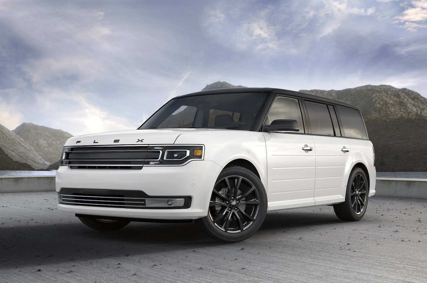 90 The Best Ford Flex 2020 First Drive