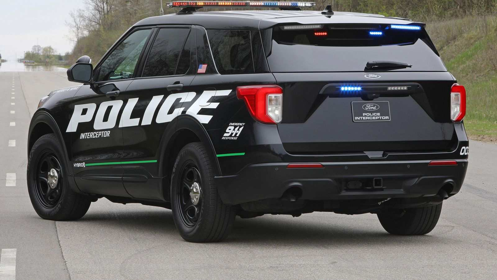 90 The Best Ford Police Interceptor 2020 Photos