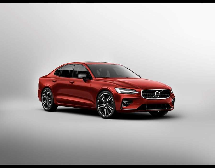 90 The Best New 2019 Volvo S60 Redesign And Concept