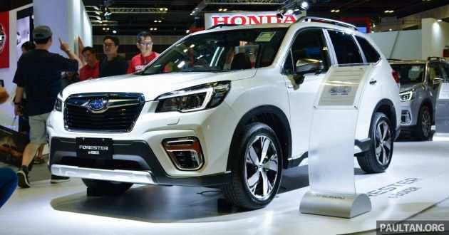 90 The Best Subaru Forester 2019 Hybrid Performance