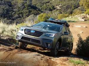 90 The Best Subaru Usa 2020 Outback Redesign