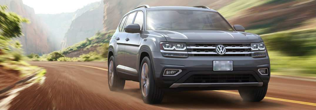 90 The Best When Will The 2020 Volkswagen Atlas Be Available Style