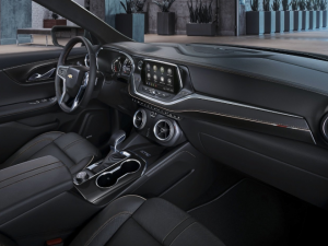 90 The Chevrolet Trailblazer 2020 Interior Concept