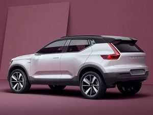 90 The Electric Volvo 2019 Spesification