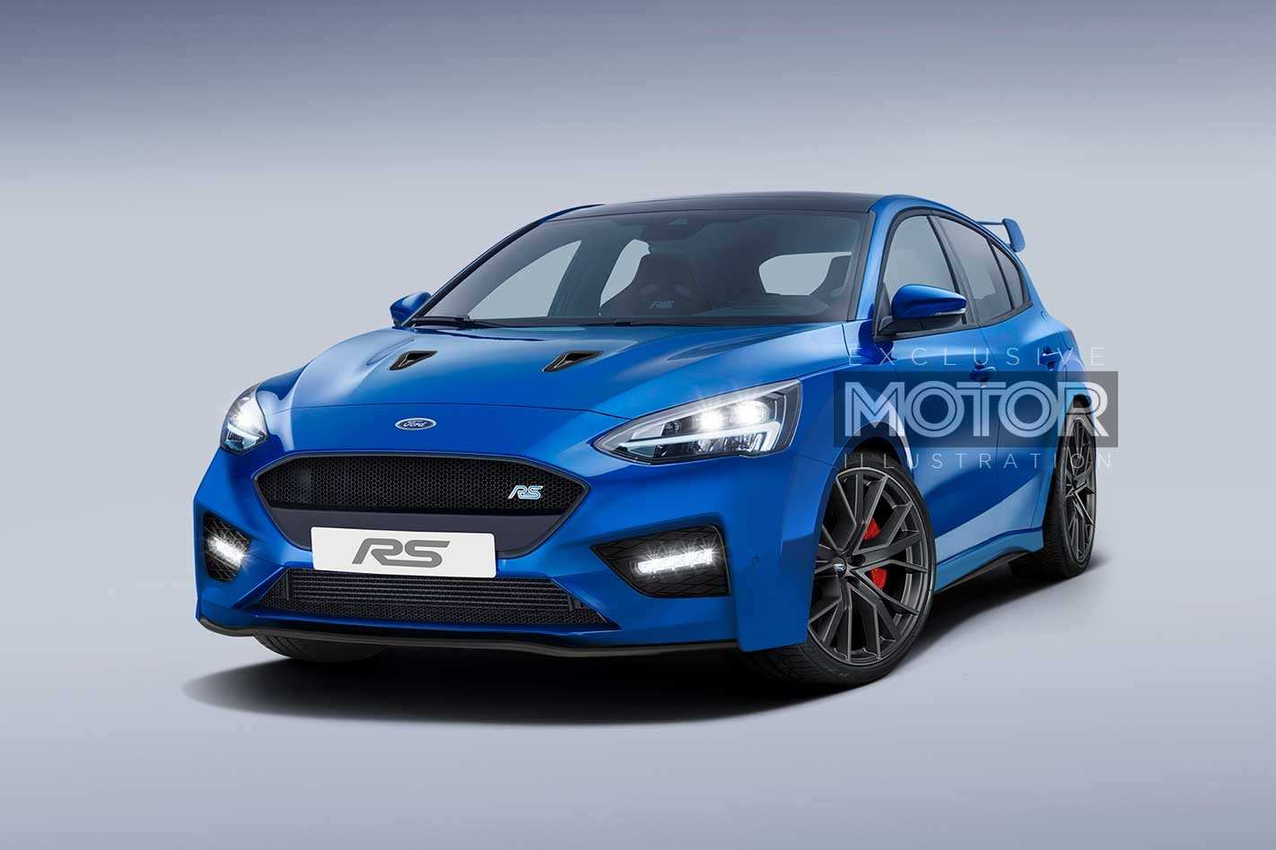 90 The Ford Focus 2020 New Review