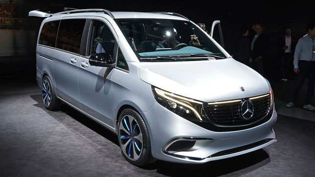 90 The Mercedes Vito 2019 Exterior