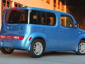 90 The Nissan Cube 2020 Redesign