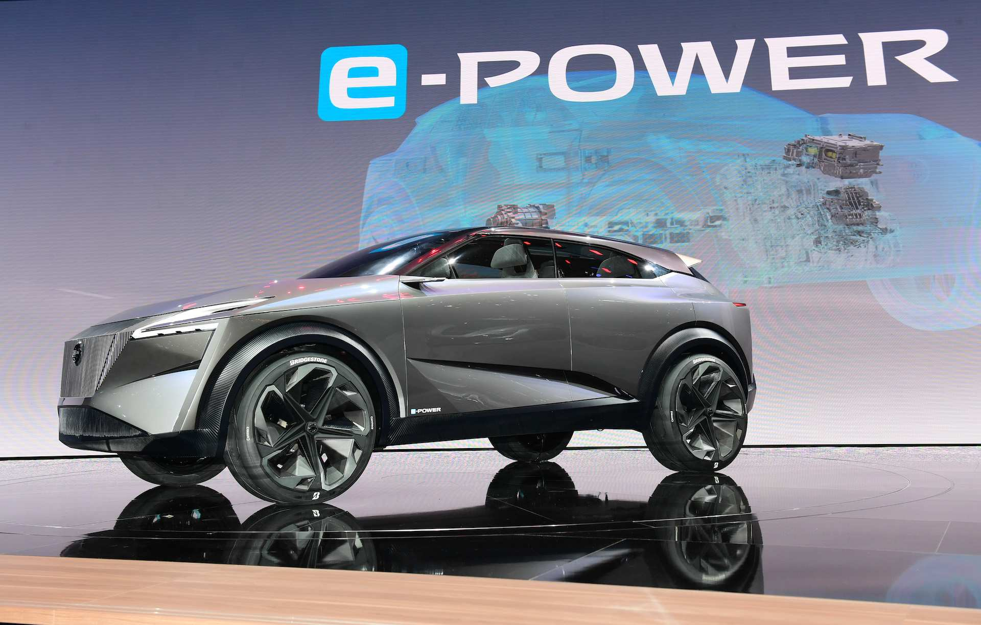 90 The Nissan E Power 2020 Release Date