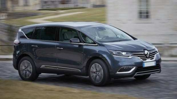 90 The Renault Espace 2019 History