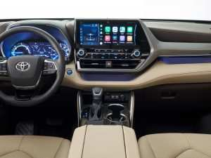 90 The Toyota Kluger 2020 Interior Exterior