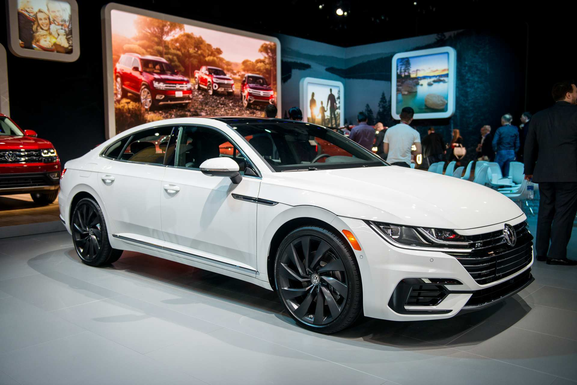 90 The Vw 2019 Arteon Price And Review