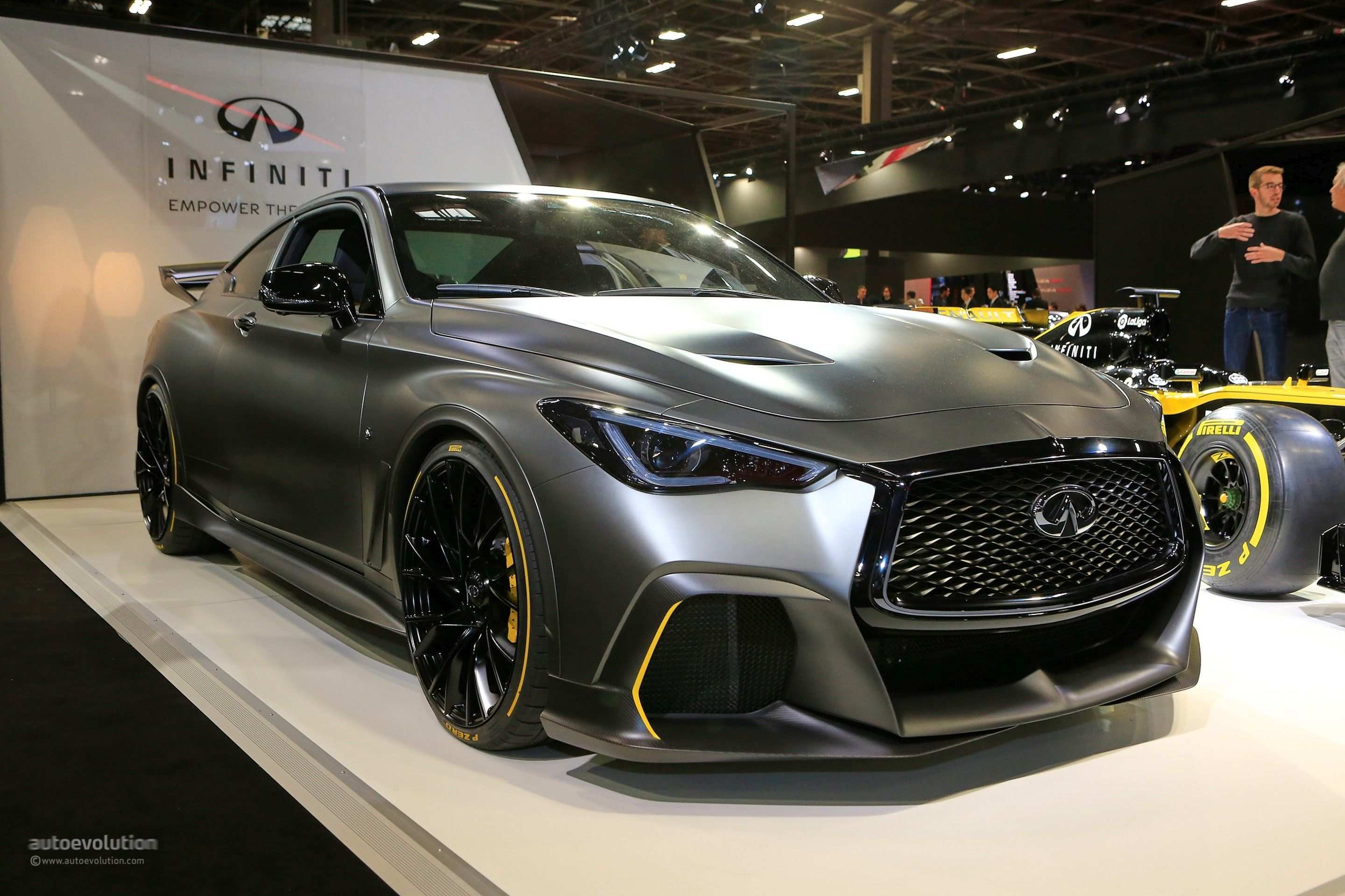 90 The What S New For Infiniti In 2020 Concept And Review