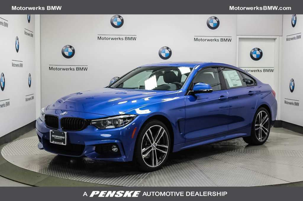 91 A 2019 4 Series Bmw Research New