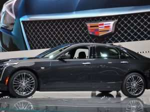91 A 2019 Cadillac V8 Release Date and Concept